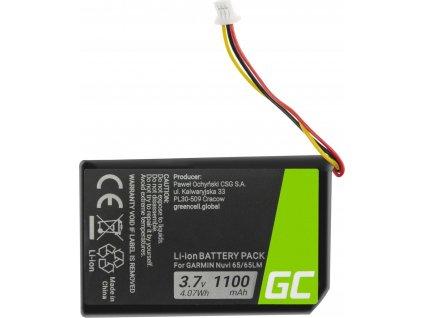 Batéria do navigácie GPS Garmin Nuvi 55 55LM 56 65 65LM 66 66LM 361-00056-01