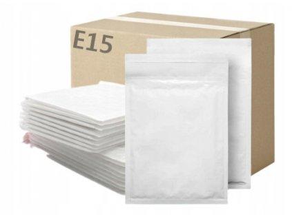Bublinkové obálky biele 15 15E 15 E 1 100ks