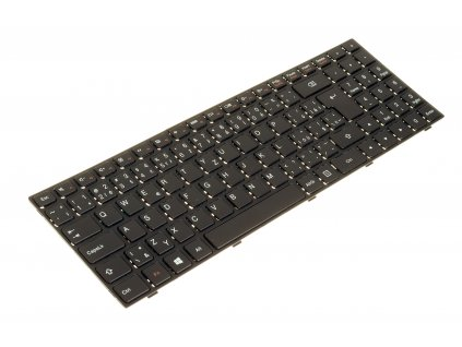 7243 Klávesnica na notebook Lenovo IdeaPad 100 15IBY Lenovo Essential B50 10 black CZ SK 1