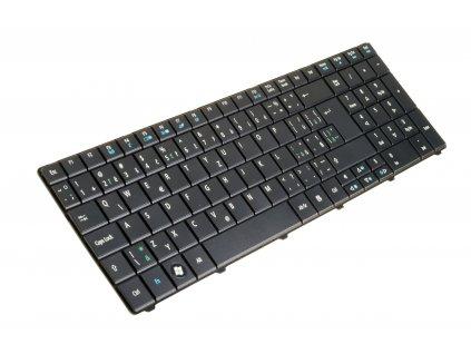 8150 11122 Klávesnica pre notebook Acer Aspire 5333 5349 5810 5536 5738 5740 5741 5742 5745 5750 black SK CZ 6