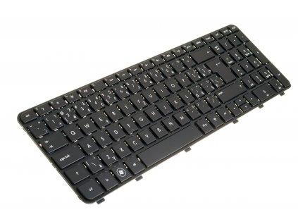 SK/CZ klávesnica  HP Pavilion DV6-6B DV6-6000  + darček k produktu  SK polepy zdarma