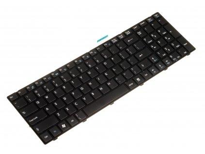 KB200US klávesnica na MSI