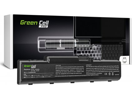 Batéria do notebooku Acer Aspire 4710 4720 5735 5737Z 5738 AS07A31 AS07A41 AS07A51 6 cell 11.1V