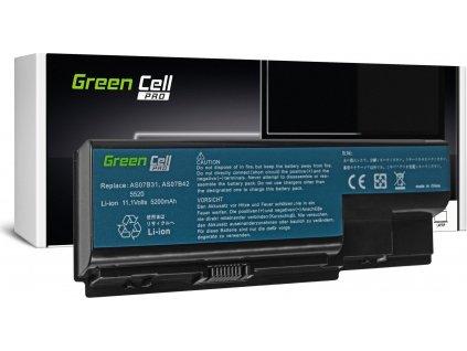 Batéria do notebooku Acer, Green Cell PRO AS07B31