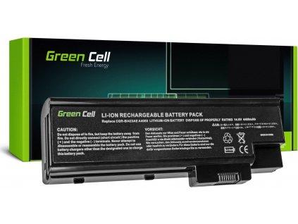 Batéria do notebooku Acer Aspire 1650 3508 3509 3630 3660 Travelmate 4500 BTP-BCA1 14.4V 8 cell