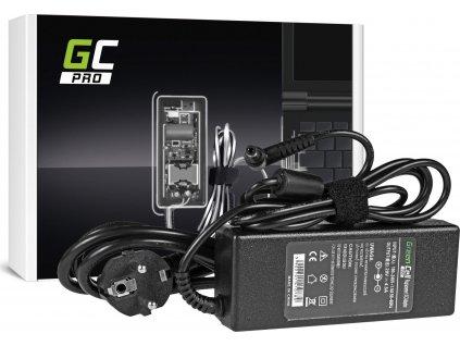 Green Cell Pro nabíjačka na notebook Fujitsu-Siemens 20V 4.5A (5.5mm-2.5mm) zamiennik