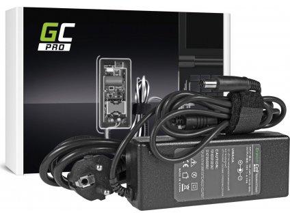 Green Cell PRO nabíjačka na notebook HP DV4 DV5 DV6 ProBook 4510s 4515 4710s CQ42 G42 G61 G62 G71 G72 19V 4.74A