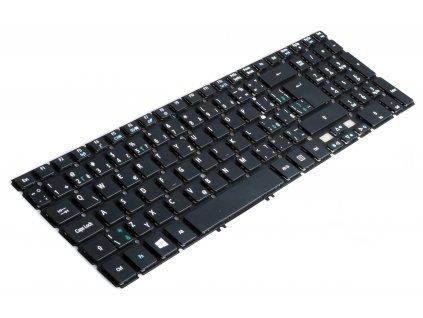8150 1950 klávesnice Acer Aspire M5 581G M5 581T V5 531 V5 571 black CZ SK 8