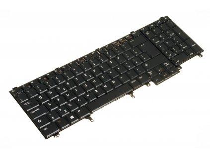 SK Klávesnica Dell Latitude E5520 E5530 E6520 E6530 E6540 M4600 M4700 M6600