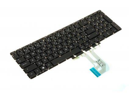 Klávesnica HP 15 AC 15 AF 15 BA 250 G4 255 G4 256 G4 250 G5 255 G5 čierna SK CZ no frame malý enter
