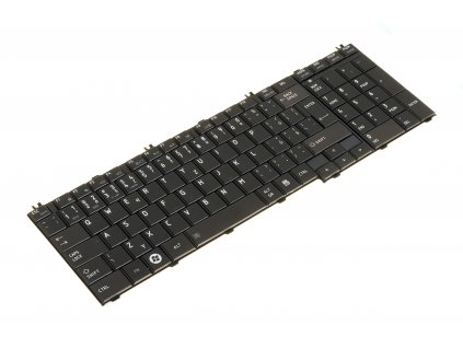 8150 9120 klávesnica Toshiba Satellite C650 C655 C660 C665 C670 L650 L655 L670 L750 black CZ mat 5