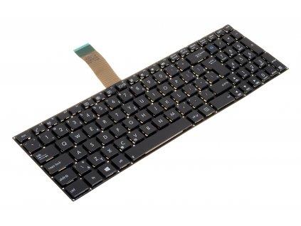 8150 25342 klávesnica Asus A550 K550 F550 S56 X550 X552 black SK no frame 4s