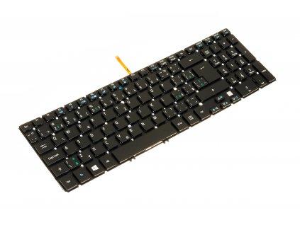 8150 19505 Acer Aspire M5 581G M5 581T M5 581TG V5 531 V5 571 black SK CZ podsvietaná