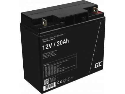 Batéria AGM Green Cell 12V 20Ah