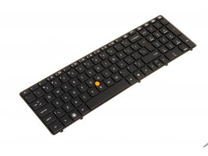KB400UK klávesnica HP 8560W 8570W 8760P 5