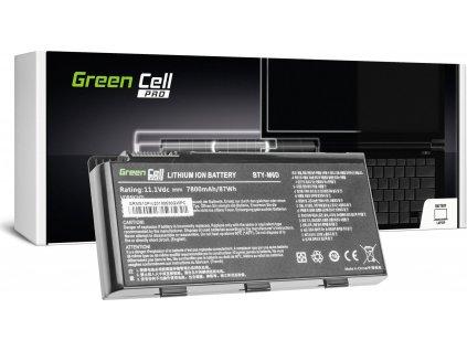 Batéria do notebooku MSI GT60 GT70 GT660 GT680 GT683 GT780 GT783 GX660 GX680 GX780