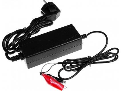 Nabíjačka pre batérie AGM, gélové a olovené (6V, 2A)