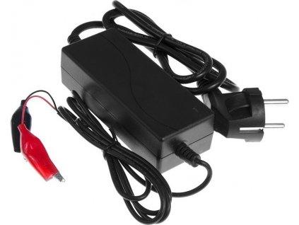 Nabíjačka pre batérie AGM, gélové a olovené (12V, 1.5A)