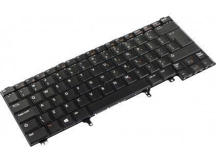 Klávesnica na notebook Dell Latitude E5420 E6400 E6420 E6430  + darček k produktu  SK polepy zdarma