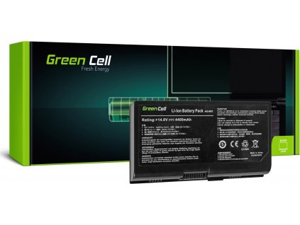 Batéria do notebooku Asus A42-M70 M70 M70V X71 G71 X72 N70SV 14.8V