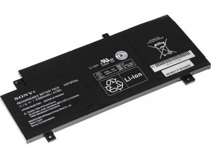 Batéria do notebooku Sony Vaio Fit 14 SVF14A 15 SVF15A originál, repasovaná