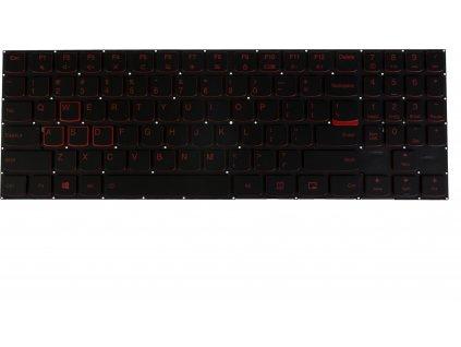 Klávesnica na notebook Lenovo Legion Y520 Y520-15 Y720 Y720-15 Podsvietená