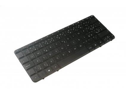 Klávesnica HP Mini 110-3000 110-3100 CQ10-400 CQ10-500 black SK/CZ