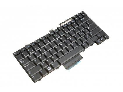 Klávesnica Dell Latitude E5400 E5500 E6400 E6410 E6500 E6510 M2400 M4500 black CZ 5