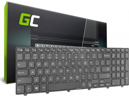 Klávesnica do notebooku Dell Inspiron 15-3000 15-5000 17-5000 17-7000  + darček k produktu  SK polepy zdarma