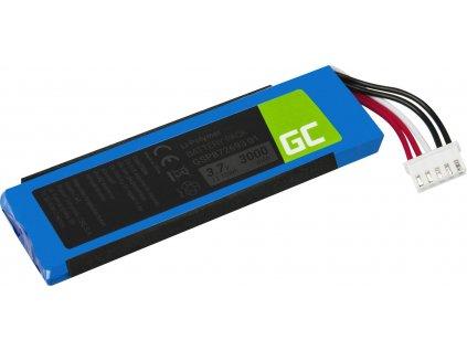 Batéria Green Cell do reproduktora JBL Flip 4