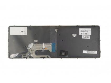 Klávesnica HP 430 G3, 440 G3, 430 G4, 440 G4 SK/CZ