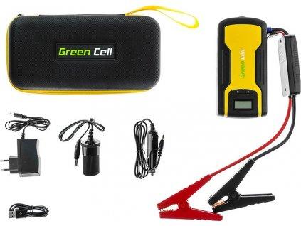 PowerBanka Green Cell CAR JUMP STARTER 11100mAh