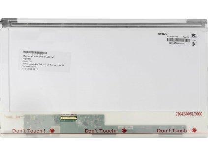 Innolux displej N156B6-L0B for 15.6 inch laptops, 1366x768 HD, LVDS 40 pin, glossy