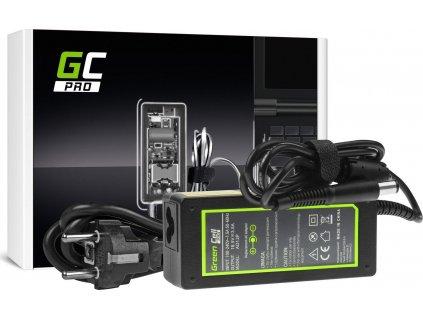 AC adaptér Green Cell PRO 18.5V 3.5A 65W pre notebook HP 250 G1 255 G1 ProBook 450 G2 455 G2 Compaq Presario CQ56 CQ57 CQ58 CQ60