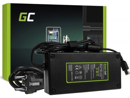 Nabíjačka Green Cell 170W 20V 8.5A do Lenovo ThinkPad P50 P51 P52 P70 P71 W540 W541