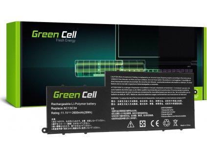 Batéria do notebooku Acer Aspire E3-111 E3-112 E3-112M ES1-111 ES1-111M V5-122P V5-132P, AC13C34