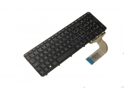SK CZ Klávesnica HP Probook 350 G1 350 G2 355 G2 čierna 1