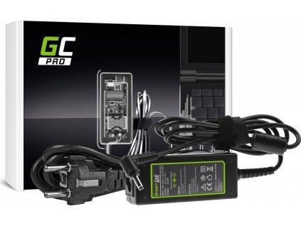 AC adapter Green Cell PRO 19V 2.37A 45W pre Asus R540 X200C X200M X201E X202E Vivobook F201E S200E ZenBook UX31A UX32V