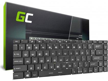 Klávesnica  do MSI GS65 Stealth Thin Podsvietená  + darček k produktu  SK polepy zdarma
