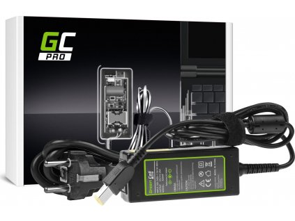 AC adaptér Green Cell PRO 20V 2.25A 45W pre Lenovo G50-30 G50-70 G505 Z50-70 ThinkPad T440 T450 IdeaPad S210
