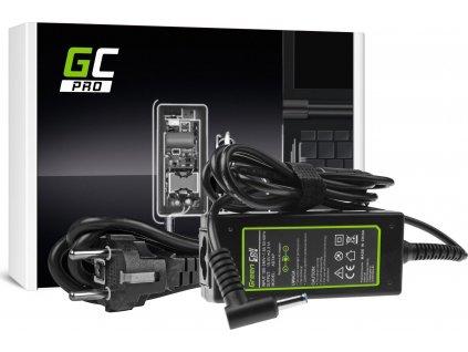 AC adaptér Green Cell PRO 19.5V 2.31A 45W pre HP 250 G2 G3 G4 G5 255 G2 G3 G4 G5, HP ProBook 450 G3 G4 650 G2 G3