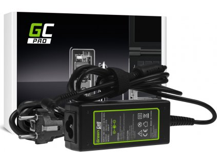 Green Cell Charger AC Adapter for Asus 45W / 19V 2.37A / 3.0-1.1mm