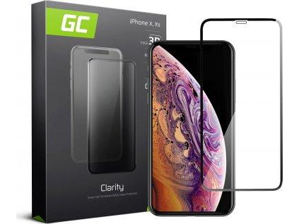 Ochranné sklo GC Clarity do telefónu Apple iPhone X, XS