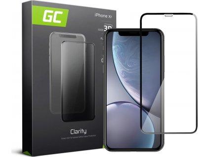 Ochranné sklo GC Clarity na telefón Apple iPhone XR
