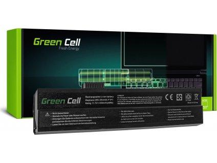 Batéria do notebooku Fujitsu-Siemens Amilo A1640 Maxdata Eco 4000 Uniwill 255 11.1V