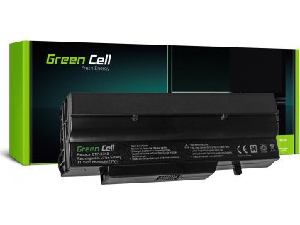 Batéria do notebooku Fujitsu-Siemens V3405 V3505 Li1718 Li2727 BTP-B4K8 10.8V 9 cell