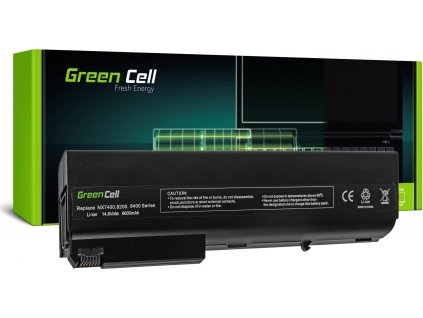 Batéria do notebooku HP Compaq NC8230 NX7400 NW8440 8510P 8510W NC8200 14.4V 12 cell