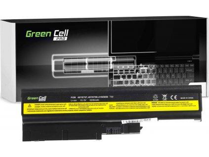Batéria do notebooku Lenovo IBM Thinkpad R500 SL400 SL500 42T4511 10.8V 6 cell