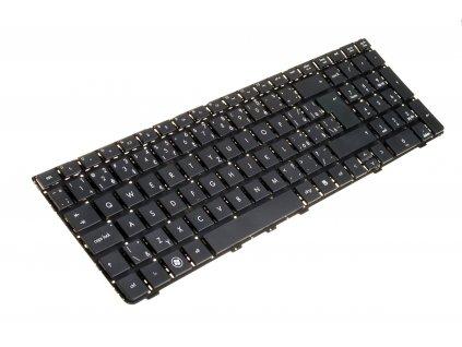 8150 4048 Klávesnica HP Probook 4530 4535 4730 black CZ SK no frame
