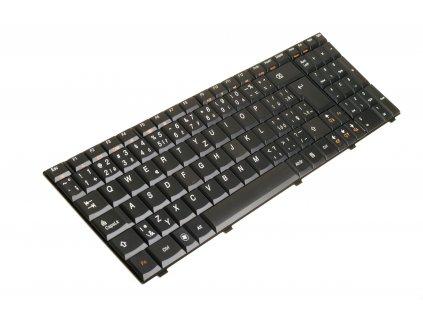 klávesnice Lenovo G560 G565 G570 G575 G770 G780 Z560 Z565 Z570 black CZSK f